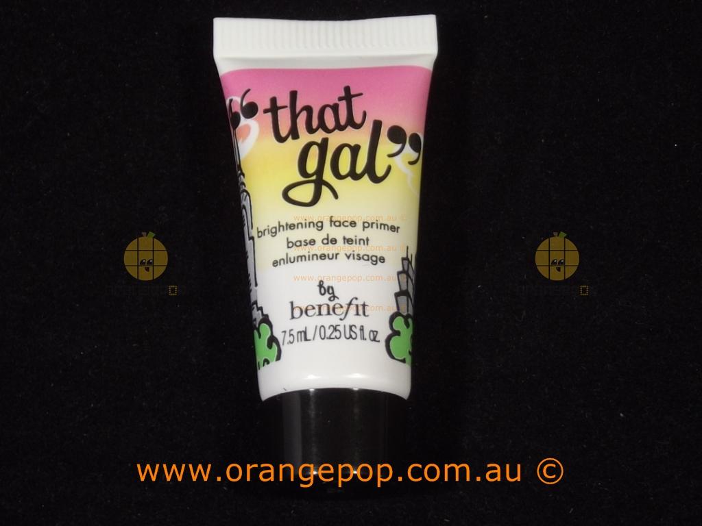 """Lumedia Facial Brightener Sample: Benefit Cosmetics """"That Gal"""" Deluxe Sample 7.5ml"""